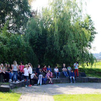 Gymnasium Lindlar Freiluftklasse