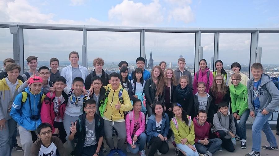 Austausch Suzhou