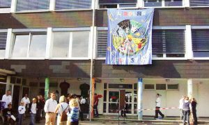 Gymnasium Lindlar Timeline 2001