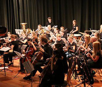 Gymnasium Lindlar Orchester