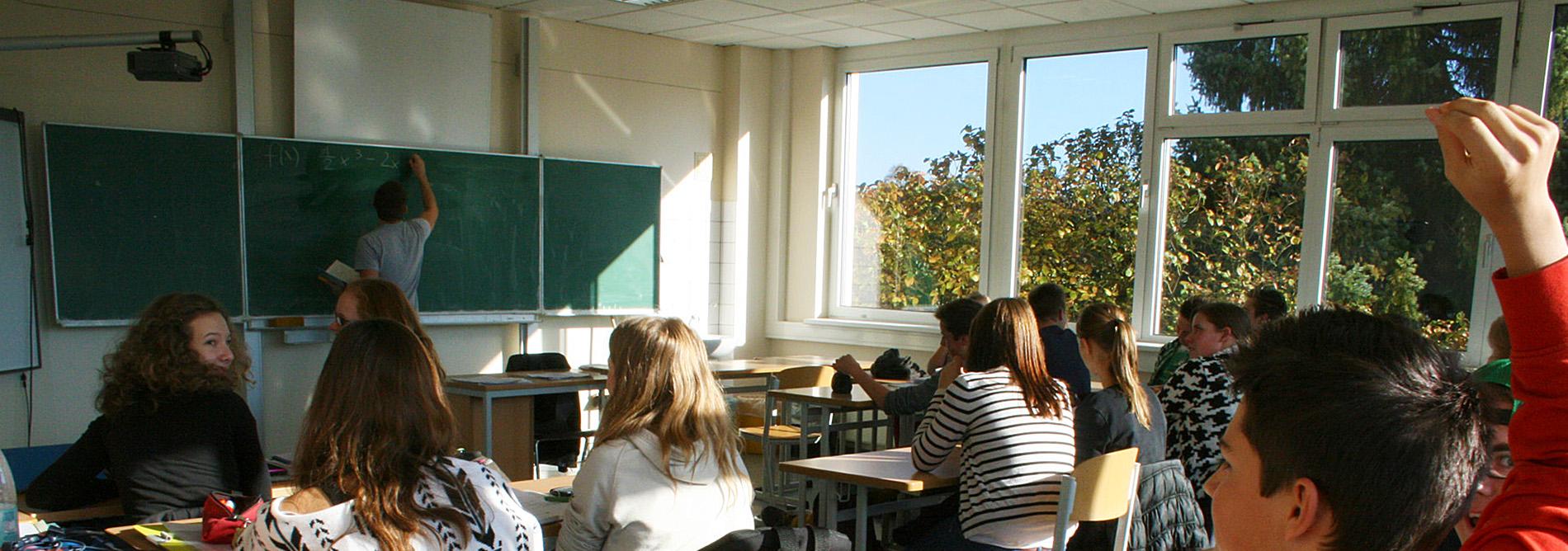 Gymnasium Lindlar Fächer
